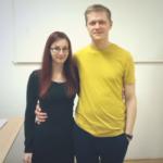 Varias: Zdeňka Řezníčková a Marek Pospíšil