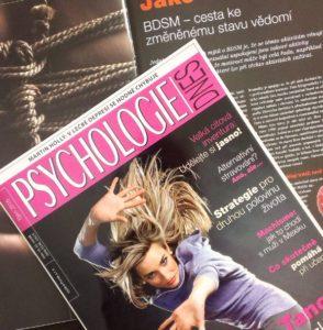 BDSM: cesta ke změněnému stavu vědomí