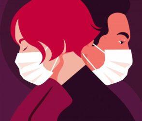 """""""Přestáváme to dávat."""" Pandemie jako alarm pro duši"""